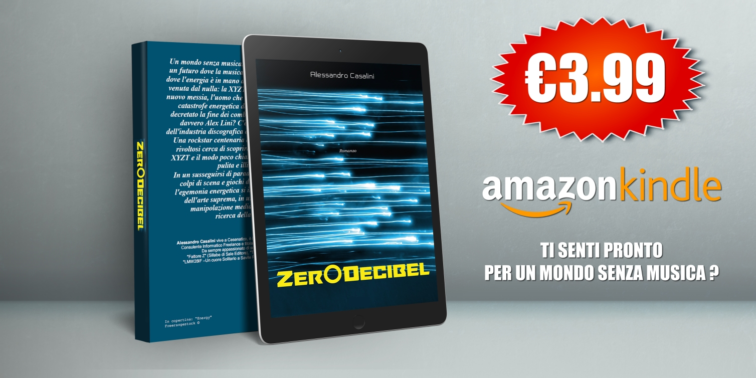 19/05 – ZeroDecibel – Formato Kindle