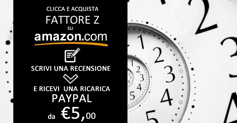 Acquista Fattore Z su Amazon