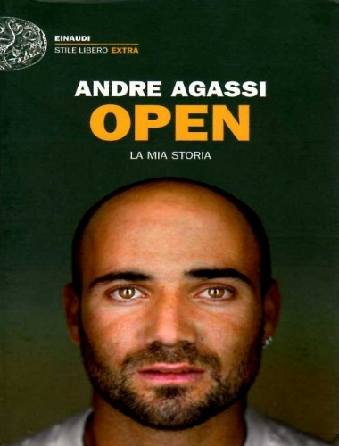 Andre Agassi – Open