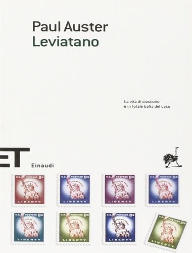 Paul Auster – Leviatano