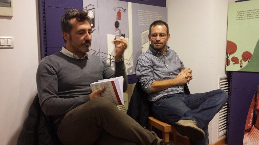 2014 - Presentazione Trentatrè Giri a Cesena
