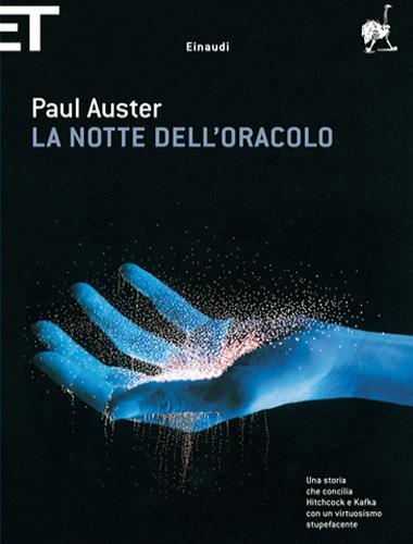 Paul Auster – La Notte dell'Oracolo