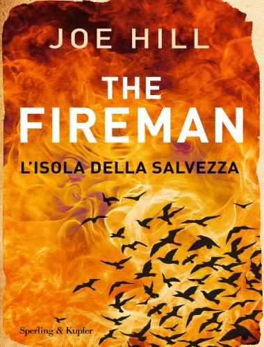 Joe Hill – The Fireman – L'isola della salvezza