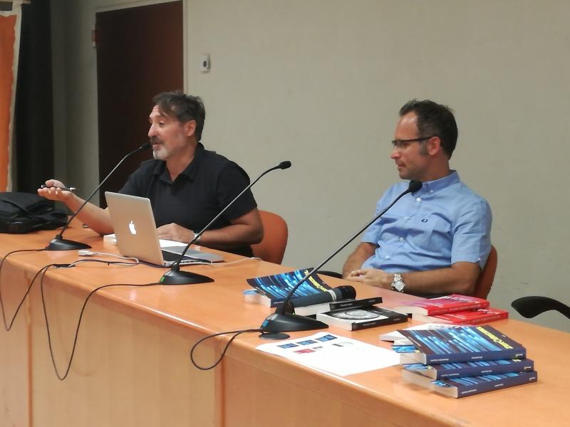 04.07.17 – ZeroDecibel – Presentazione Sala Fellini Gambettola FC