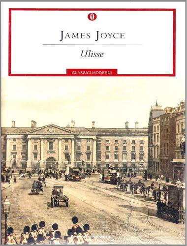 James Joyce – Ulisse