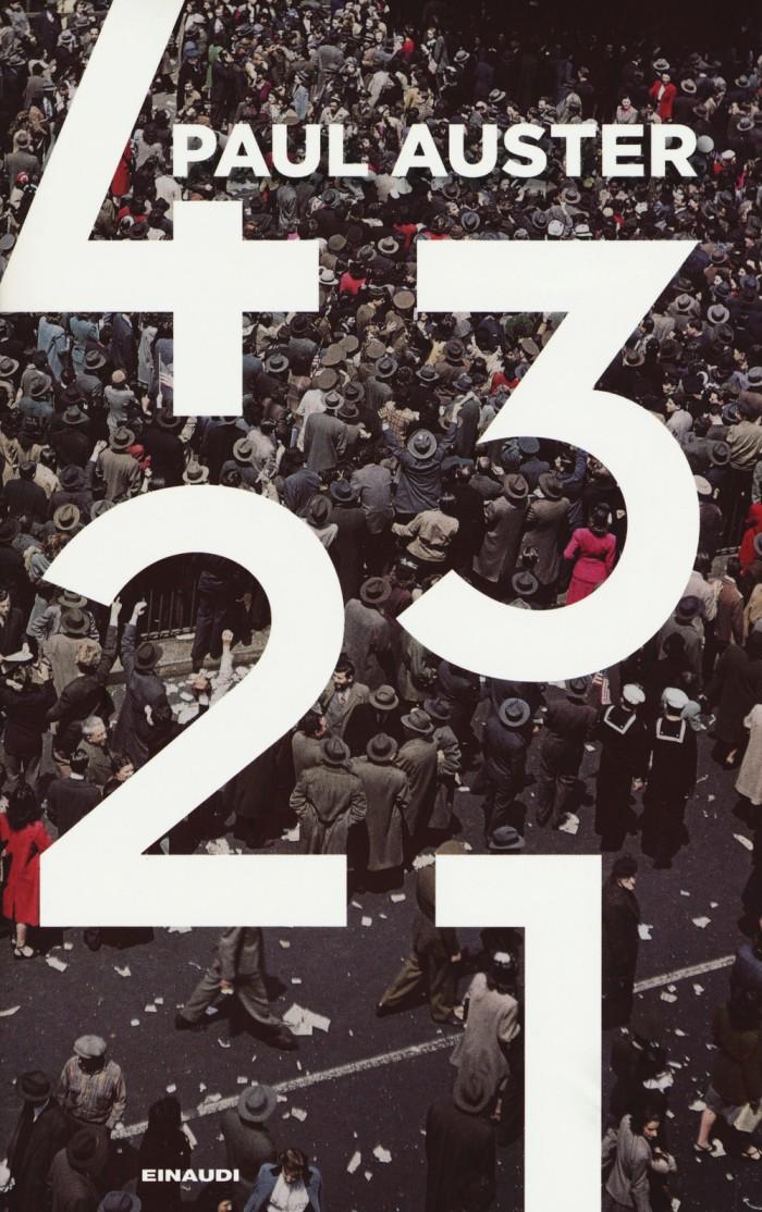 Paul Auster – 4 3 2 1
