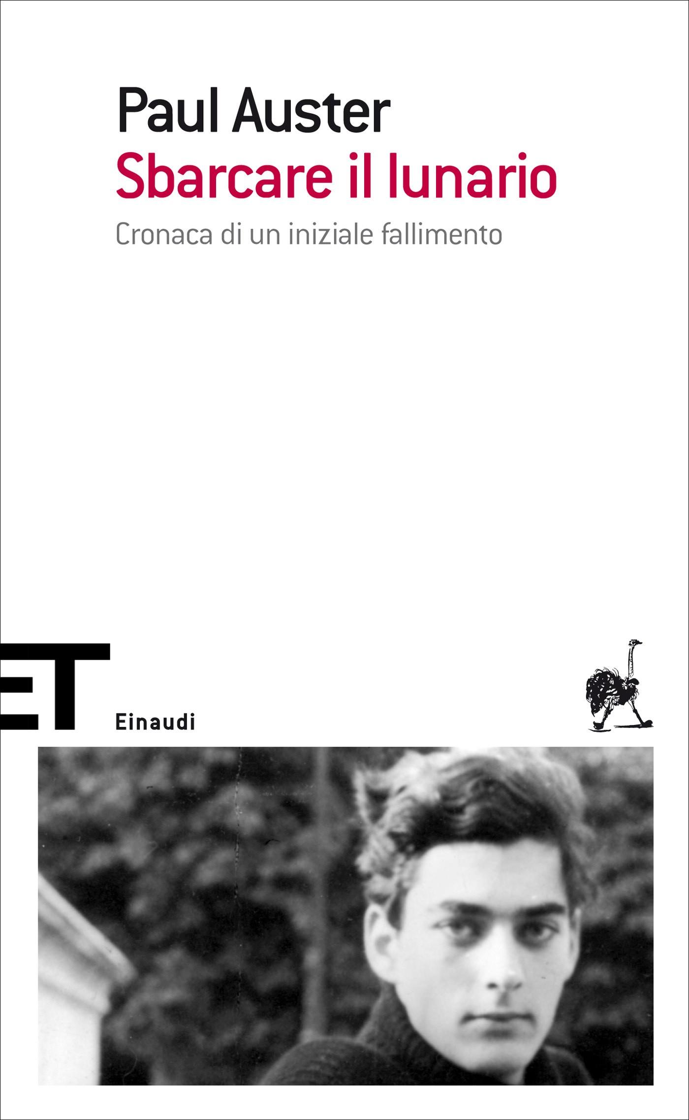 Paul Auster – Sbarcare il Lunario