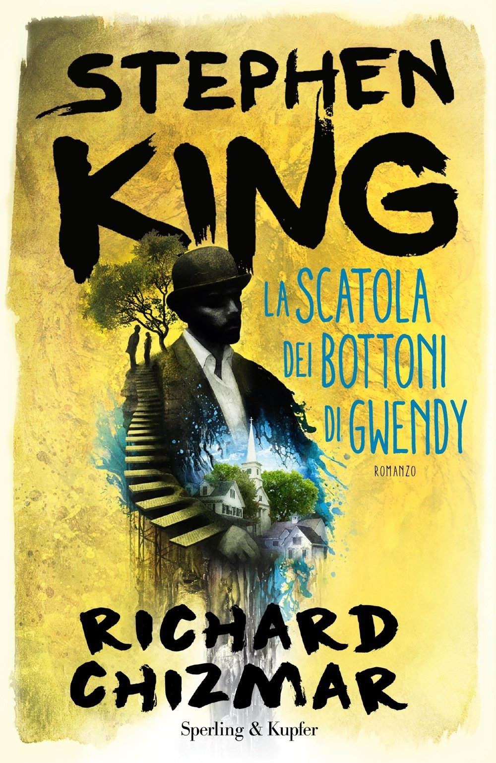 Stephen King – Richard Chizmar – La scatola dei bottoni di Gwendy