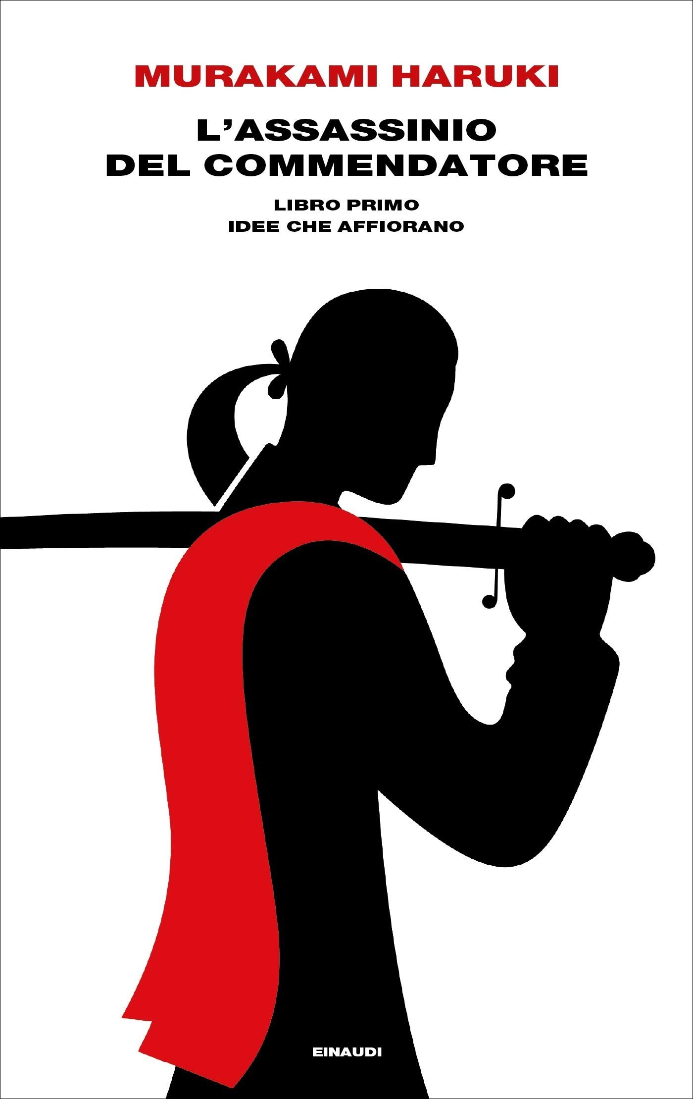 Haruki Murakami – L'Assassinio del Commendatore – Libro 1