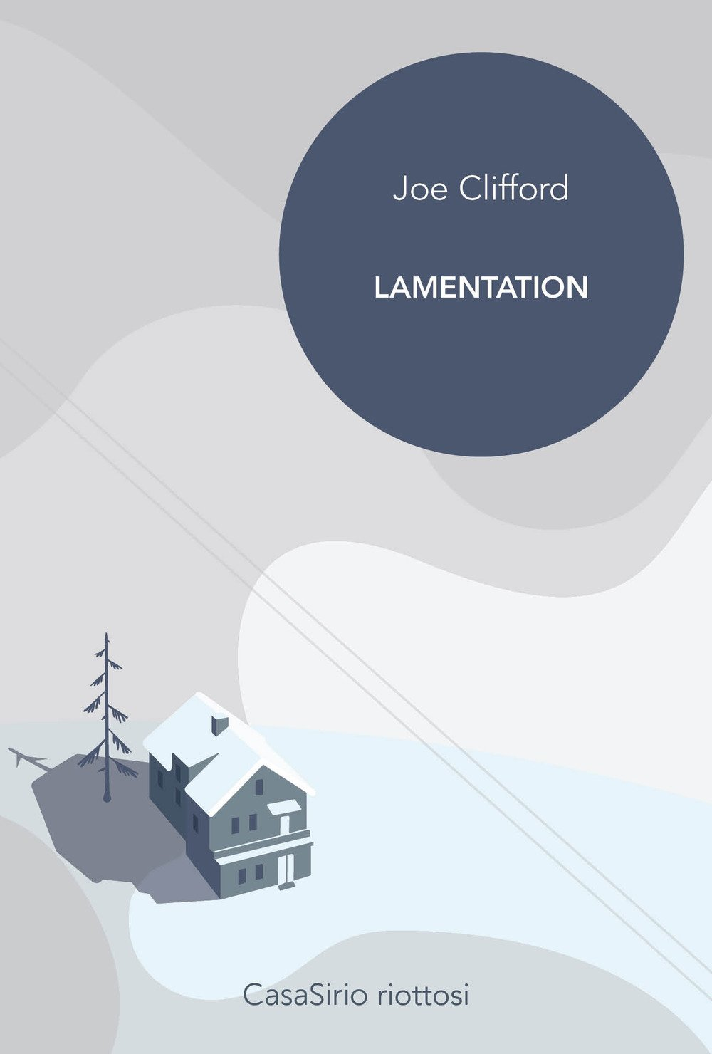 Joe Clifford – Lamentation