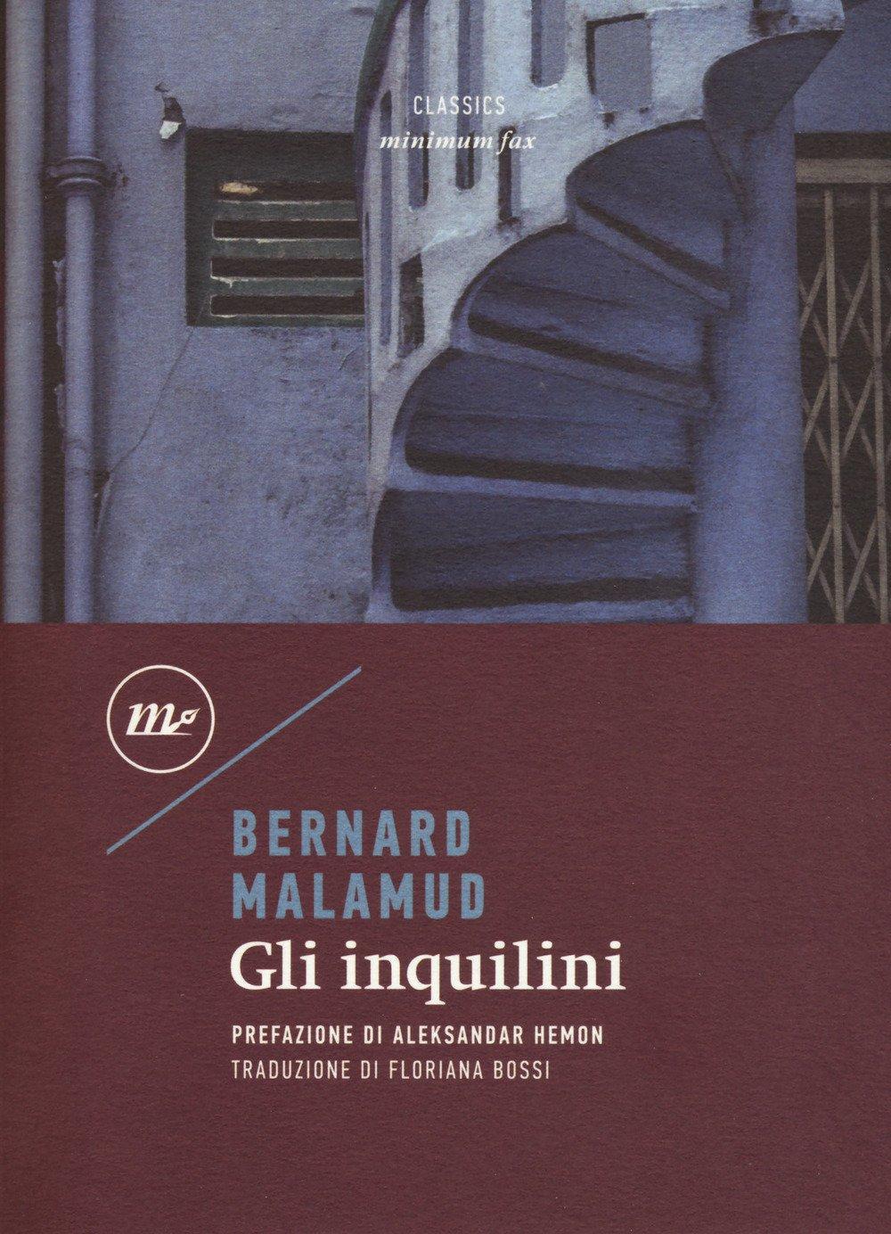 Bernard Malamud – Gli Inquilini
