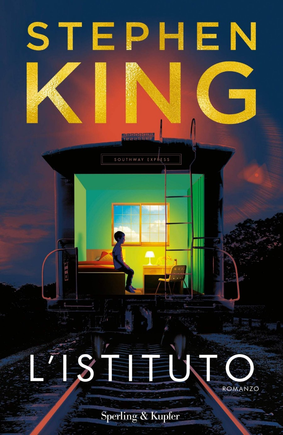 Stephen King – L'Istituto