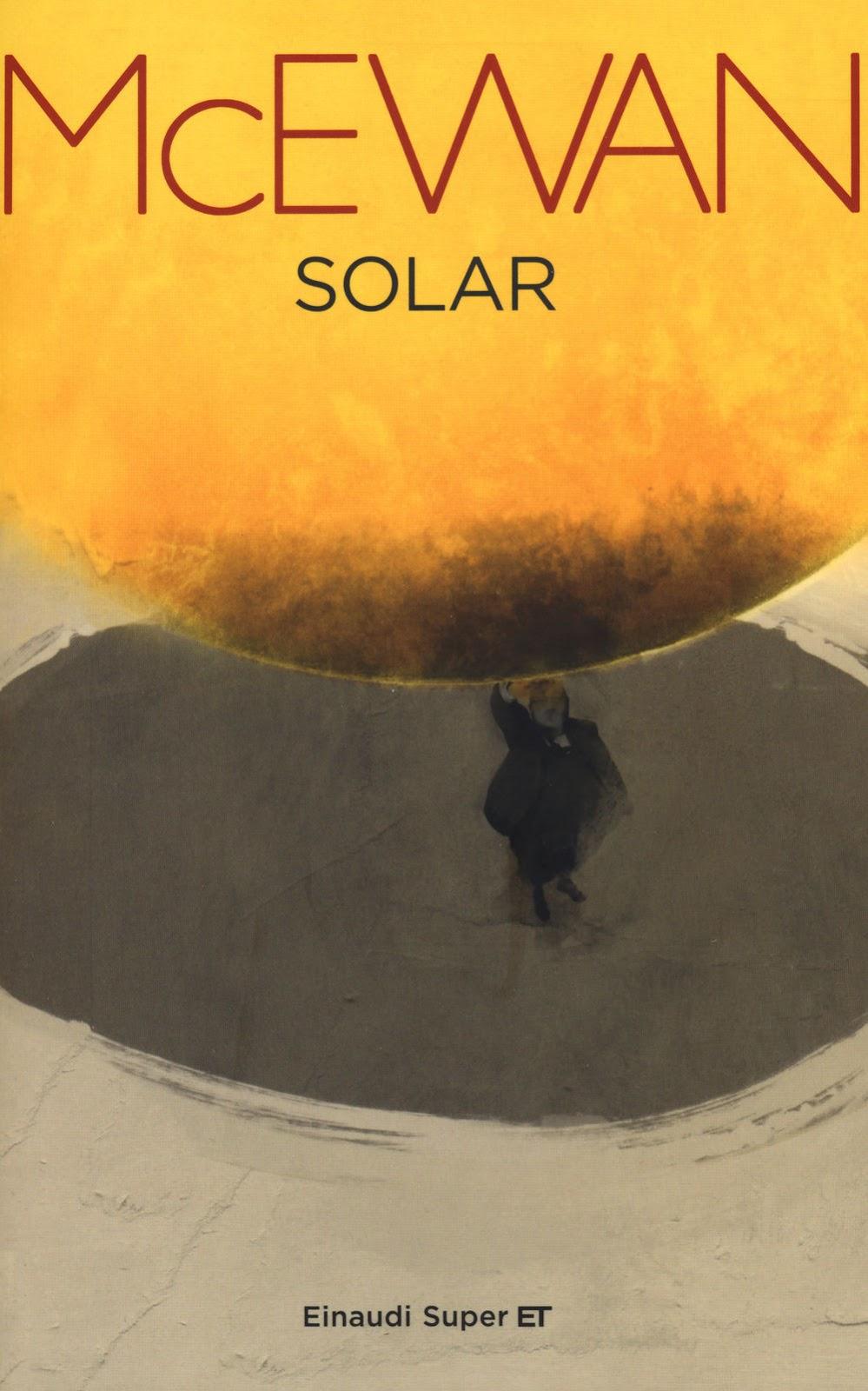 Ian McEwan – Solar