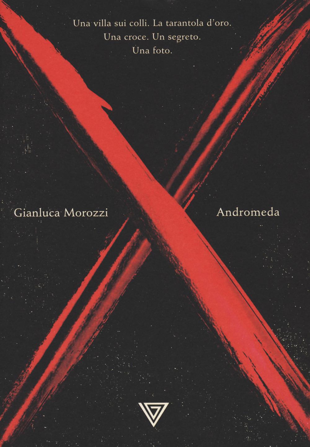 Gianluca Morozzi – Andromeda